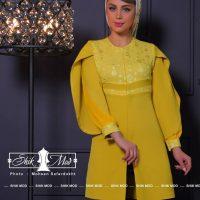 مانتو زنانه مازراتی فروشگاه شیک مد - مشاهده مشخصات ، قیمت و خرید