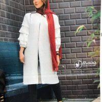 مانتو زنانه شیمر فروشگاه شیک مد - مشاهده مشخصات ، قیمت و خرید