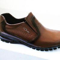 خرید کفش چرم طبیعی مردانه در فروشگاه اینترنتی پوشاکچی-مشاهده قیمت و مشخصات