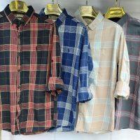 خرید پیراهن مردانه نخ پنبه در فروشگاه اینترنتی پوشاکچی-مشاهده قیمت و مشخصات