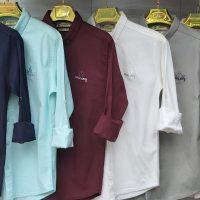خرید پیراهن مردانه جودون پنبه کش در فروشگاه اینترنتی پوشاکچی-مشاهده قیمت و مشخصات