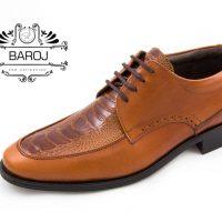 خرید کفش چرم شتر مرغ مردانه در فروشگاه اینترنتی پوشاکچی-مشاهده قیمت و مشخصات