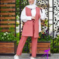 خرید ست سارافون و شلوار در فروشگاه اینترنتی پوشاکچی - مشاهده مشخصات و قیمت