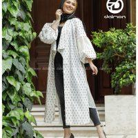 خرید مانتو زنانه مدل ایپک در فروشگاه اینترنتی پوشاکچی-مشاهده مشخصات و قیمت