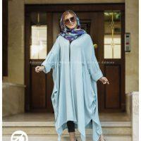 خرید مانتو زنانه مدل الیزا در فروشگاه اینترنتی پوشاکچی-مشاهده قیمت و مشخصات