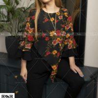 خرید شومیز زنانه مدل زهره در فروشگاه اینترنتی پوشاکچی-مشاهده قیمت و مشخصات