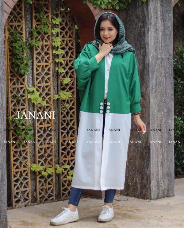 خرید مانتو زنانه کد107-j99 در فروشگاه اینترنتی پوشاکچی-مشاهده قیمت و مشخصات