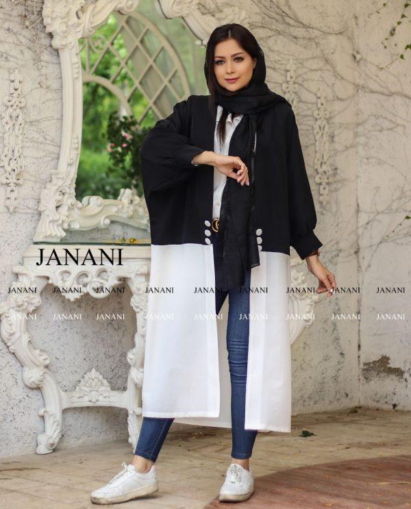 خرید مانتو زنانه کد107-j99 در فروشگاه ینترنتی پوشاکچی-مشاهده قیمت و مشخصات