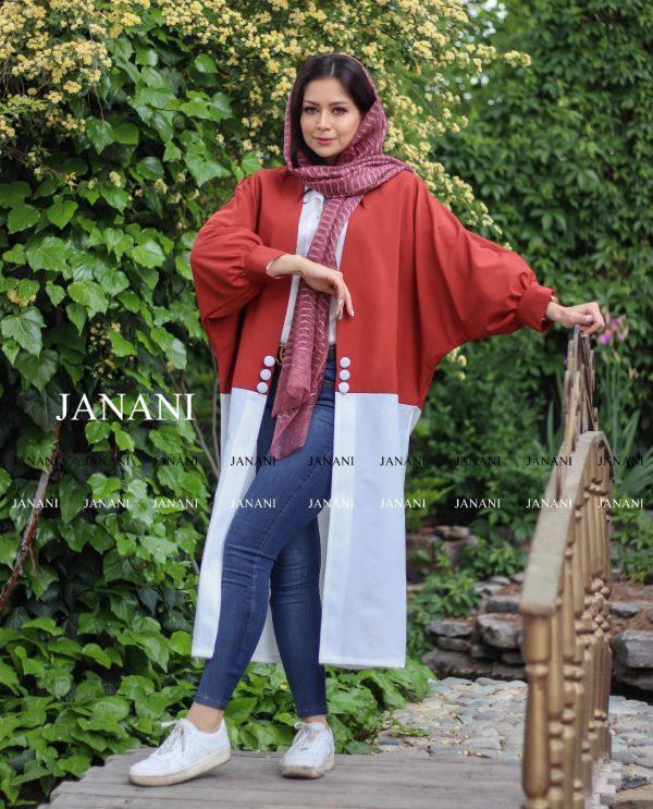 خرید مانتو زنانه کد107-j99 در فروشگاه اینترنتی پوشاکچی-مشاهده یمت و مشخصات