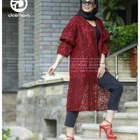 خرید مانتو زنانه مدل سِیلا در فروشگاه اینترنتی پوشاکچی-مشاهده قیمت و مشخصات