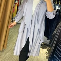 خرید مانتو زنانه آلما در فروشگاه اینترنتی پوشاکچی-مشاهده قیمت و مشخصات