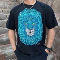 خرید تیشرت مردانه طرح شیر در فروشگاه اینترنتی پوشاکچی-مشاهده قیمت و مشخصات