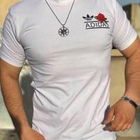 خرید تیشرت مردانه مدل گل سرخ در فروشگاه اینترنتی پوشاکچی-مشاهده قیمت و مشخصات
