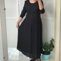 خرید لباس بارداری ماکسی مدل سالومه در فروشگاه پوشاکچی-مشاهده قیمت و مشخصات