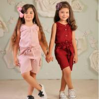 خرید سرهمی کتان دخترانه در فروشگاه اینترنتی پوشاکچی-مشاهده قیمت و مشخصات