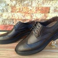 خرید کفش مجلسی طرحدار مردانه در فروشگاه اینترنتی پوشاکچی-مشاهده قیمت و مشخصات