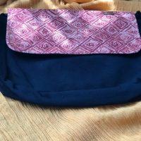 خرید کیف دوشی مدل پونه پاپوک کد ۱۱۱۲۹ در فروشگاه اینترنتی پوشاکچی-مشاهده قیمت و مشخصات