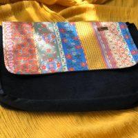 خرید کیف دوشی مدل پونه پاپوک کد ۱۱۱۲۸ در فروشگاه اینترنتی پوشاکچی-مشاهده قیمت و مشخصات