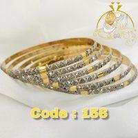 خريد النگو نقره کد 156 در فروشگاه اينترنتي پوشاکچي - مشاهده قيمت و مشخصات