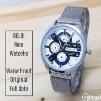 خرید ساعت مچی مردانه belbi در فروشگاه اینترنتی پوشاکچی-مشاهده قیمت و مشخصات