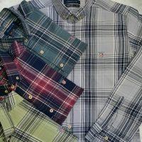خريد پیراهن مردانه اسپرت چهارخونه در فروشگاه اينترنتي پوشاکچي - مشاهده قيمت و مشخصات