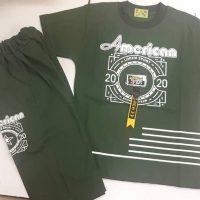 خريد تیشرت شلوارک پسرانه طرح American در فروشگاه اينترنتي پوشاکچي - مشاهده قيمت و مشخصات