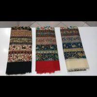 خريد روسری نخی گلدار در فروشگاه اينترنتي پوشاکچي - مشاهده قيمت و مشخصات