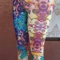 خرید لگ چاپی زنانه ورزشی در فروشگاه اینترنتی پوشاکچی-مشاهده قیمت و مشخصات