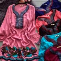 خريد شومیز نخی زنانه در فروشگاه اينترنتي پوشاکچي - مشاهده قيمت و مشخصات