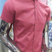خرید پیراهن مردانه ساتن آستین کوتاه در فروشگاه اینترنتی پوشاکچی-مشاهده قیمت و مشخصات