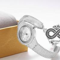 خرید ساعت زنانه نقره در فروشگاه اینترنتی پوشاکچی-مشاهده قیمت و مشخصات