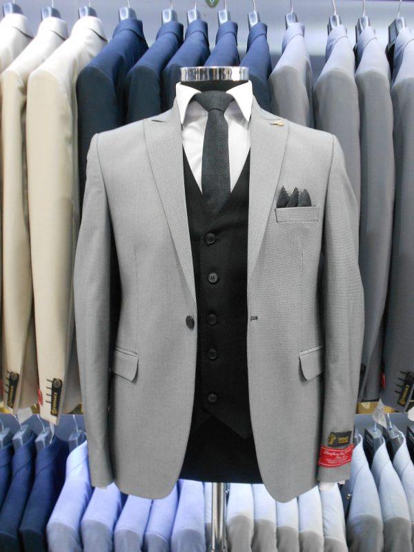 خرید کت شلوار و ژیله مردانه در فروشگاه اینترنتی پوشاکچی-مشاهده قیمت و مشخصات
