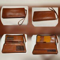 خرید کیف چرم دسته چکی در فروشگاه اینترنتی پوشاکچی-مشاهده قیمت و مشخصات