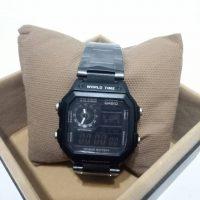 خرید ساعت اسپورت کاسیو جهان نما در فروشگاه اینترنتی پوشاکچی-مشاهده قیمت و مشخصات