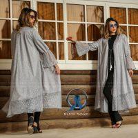 خرید مانتو تور نیلوفر در فروشگاع اینترنتی پوشاکچی-مشاهده قیمت و مشخصات