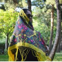 خرید روسری بهاره ترکمن در فروشگاه اینترنتی پوشاکچی-مشاهده قیمت و مشخصات