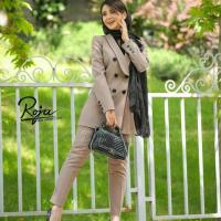 خرید کت شلوار زنانه مازراتی در فروشگاه اینترنتی پوشاکچی-مشاده قیمت و مشخصات