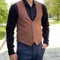 خريد جلیقه مجلسی مردانه در فروشگاه اينترنتي پوشاکچي - مشاهده قيمت و مشخصات