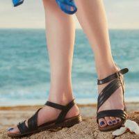 خريد صندل چرم صنعتی زنانه در فروشگاه اينترنتي پوشاکچي - مشاهده قيمت و مشخصات