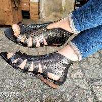 خريد کفش تابستانی زنانه مدل رومی در فروشگاه اينترنتي پوشاکچي - مشاهده قيمت و مشخصات