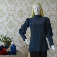 خريد بلوز زنانه آستین پفی در فروشگاه اينترنتي پوشاکچي - مشاهده قيمت و مشخصات