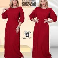 خريد پیراهن نخی زنانه کد 2787 در فروشگاه اينترنتي پوشاکچي - مشاهده قيمت و مشخصات