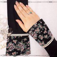 خريد ساق دست فانتزی گلدار زنانه در فروشگاه اينترنتي پوشاکچي - مشاهده قيمت و مشخصات