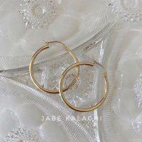 خريد گوشواره حلقه ای استیل زنانه در فروشگاه اينترنتي پوشاکچي - مشاهده قيمت و مشخصات