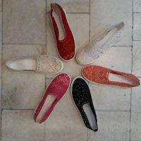 خريد کفش گیپوری زنانه در فروشگاه اينترنتي پوشاکچي - مشاهده قيمت و مشخصات