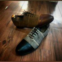 خريد کفش مردانه چرم طبیعی در فروشگاه اينترنتي پوشاکچي - مشاهده قيمت و مشخصات