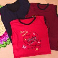 خريد تاپ دخترانه طرح قلب در فروشگاه اينترنتي پوشاکچي - مشاهده قيمت و مشخصات