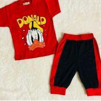 خريد تیشرت شلوارک پسرانه طرح Donald در فروشگاه اينترنتي پوشاکچي - مشاهده قيمت و مشخصات