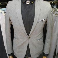 خريد کت تک مردانه طوسی در فروشگاه اينترنتي پوشاکچي - مشاهده قيمت و مشخصات