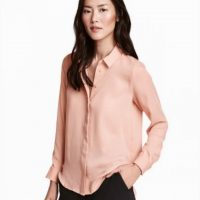 خريد شومیز مجلسی زنانه آستین کوتاه H&M در فروشگاه اينترنتي پوشاکچي - مشاهده قيمت و مشخصات